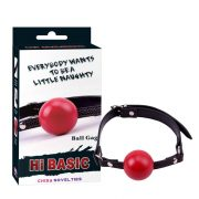 Red Ball Gag