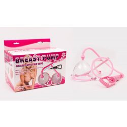 Breast Pump Pink