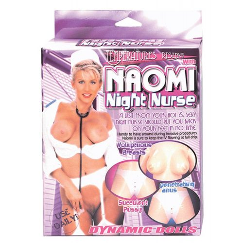 Naomi Night Nurse With Uniform