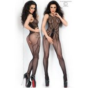 CR 3802 S/M Spider Bodystocking