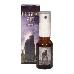 Black Stone Spray for Men - 15 ml