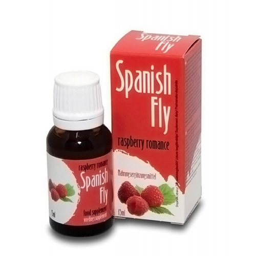 Spanish drops Raspberry - 15 ml