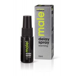 MALE Delay Spray (Warming) - 15ml