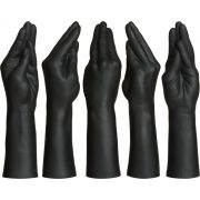 Kink Fist Fuckers Stretching Hand Black