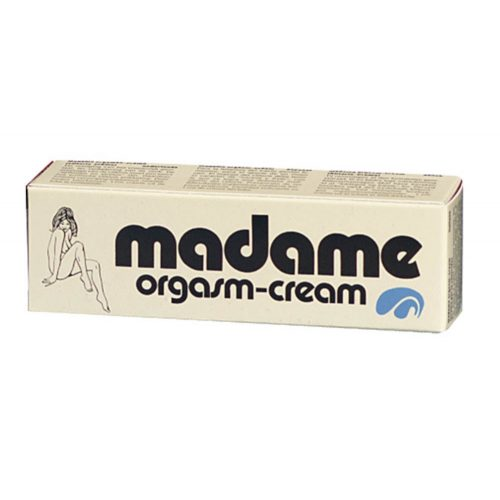 Madame Orgasm-Cream, 18 ml