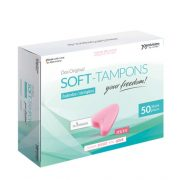 Soft-Tampons mini (mini), 50er Schachtel (box of 50)
