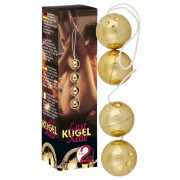 Pleasure Balls Gold 4