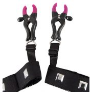Bad Kitty Garters With Clamps