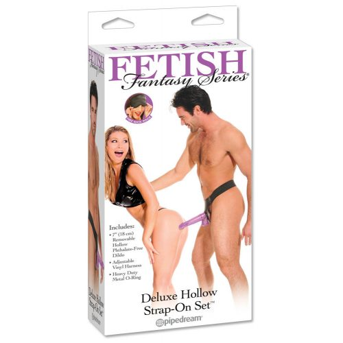 Fetish Fantasy Series Deluxe Hollow Strap-on