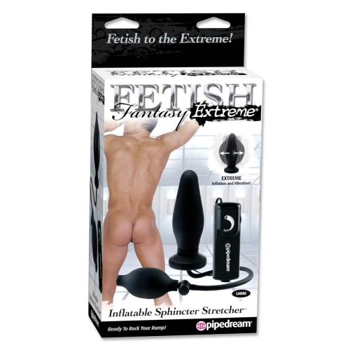 Fetish Fantasy Extreme Inflatable Sphincter Strecher