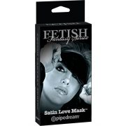 Fetish Fantasy Series Limited Edition Satin Love Mask