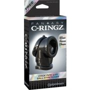 Fantasy C-Ringz Cock Pipe With Ball-Stretcher