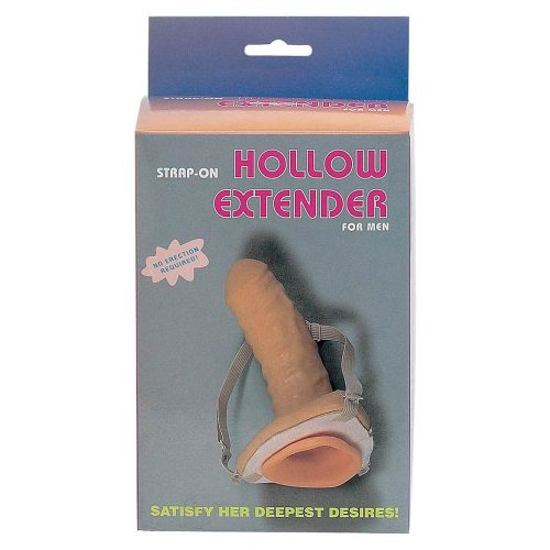 Strap-on Hollow Extender