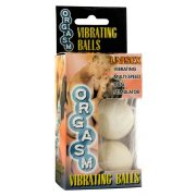 Orgasm Vibrating Ball Ivory
