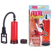New Stay Hard Pump Clear Red