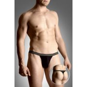 Mens thongs 4496 - black M/L