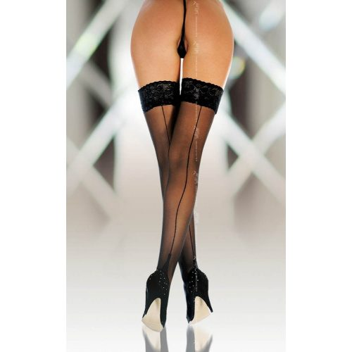 Stockings 5530    black/ 2